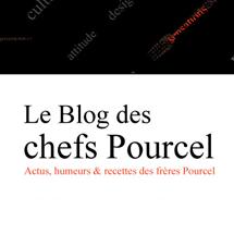 Le Blog Des Chef Pourcel
